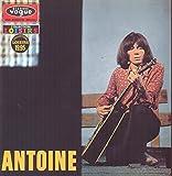 Antoine - Paper Sleeve - CD Vinyl Replica Deluxe + 2 Titres Bonus
