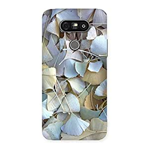Beautiful Leaves Back Case Cover for LG G5