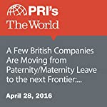 A Few British Companies Are Moving from Paternity/Maternity Leave to the next Frontier: 'Paw-Ternity' | David Leveille
