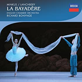 L�on Minkus: La Bayad�re / Act 2 - No.36 Moderato (No.11) (original Pavlova material)