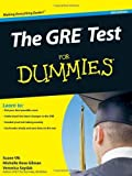img - for The GRE Test For Dummies (For Dummies (Lifestyles Paperback)) by Suzee Vlk (2009-03-09) book / textbook / text book