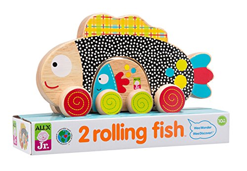ALEX Toys ALEX Jr. 2 Rolling Fish