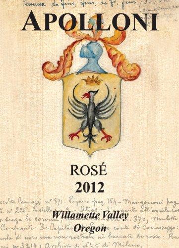 2012 Apolloni Rosé Of Pinot Noir 750 Ml