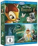 Bambi / Bambi 2 - Der Herr der Wälder [Blu-ray]