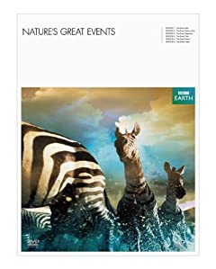BBC EARTH グレート・ネイチャー DVD-BOX [episode1-6] 3枚組