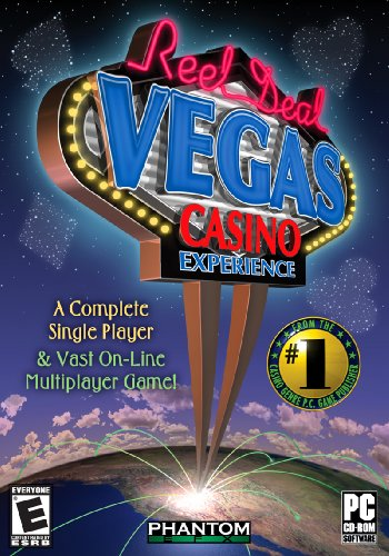 Reel Deal Vegas Casino Experience