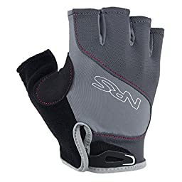 NRS Men\'s Axiom Gloves-Gray-XS