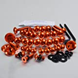 Aluminium Body Panel Kit CR250 00-01 Orange
