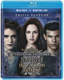 Twilight / New Moon / Eclipse [Blu-ray]