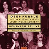 Gemini Suite Live: 1970 by Deep Purple (2005-07-12)