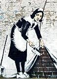 "Banksy ""Camden Maid"" (1601609280) by Banksy"