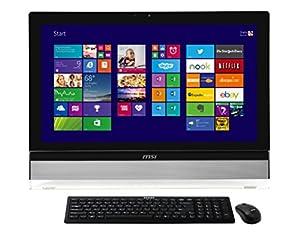 """MSI AE270-019XEU PC All In One, Schermo 27"""" FHD LED, Nero"""