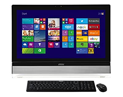"MSI AE270-019XEU PC All In One, Schermo 27"" FHD LED, Nero"