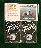 Pilulier Tiba Putt &2 Combo Pack offrent de Golf Masters