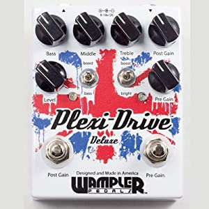 Wampler Pedals Plexi-Drive Deluxe