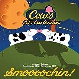 (7x7) Cows - 2015 Mini Calendar