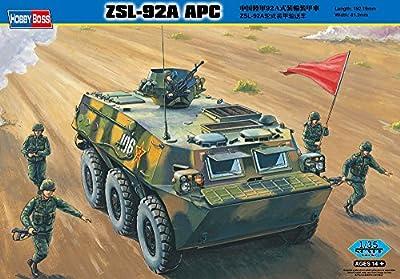 Hobby Boss ZSL-92A APC Vehicle Model Building Kit