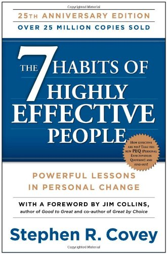 7 Habits of Highly Effective People - Covey