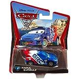 Disney Pixar Cars 2 Die Cast RAOUL CAROULE #9