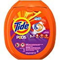 81-Count Tide PODS Spring Meadow Laundry Detergent Pacs