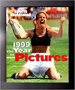 Sports Illustrated  1999 the Brandi Chastain Sports Illustrated