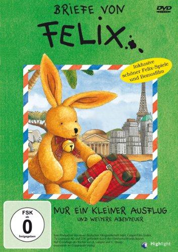 Weltbeste Briefe Von Felix : Briefe von felix folge nur ein kleiner ausflug dvd