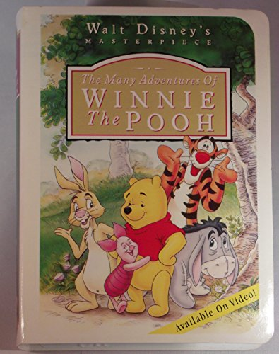 Walt Disney's Masterpiece Collection / Winnie the Pooh / #8 - 1