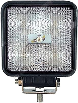 Nortech Evolutione Series Square LED Work Light