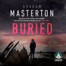 Buried Audiobook by Graham Masterton Narrated by Aoife McMahon