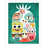 SpongeBob: Nautical Nonsense Art Print