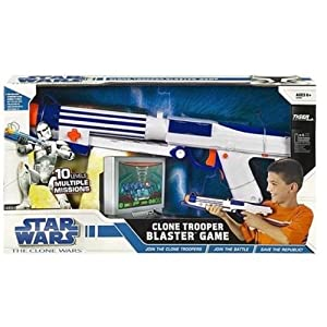 Star Wars Clone Wars Plug N Play Game!