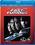 Fast & Furious (2009) (Blu-ray + Digital Copy + UltraViolet)