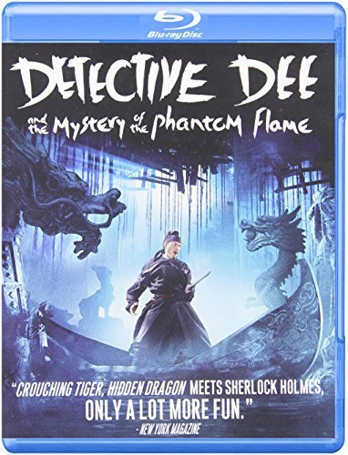 Detective Dee & The Mystery of the Phantom Flame [Blu-ray] by Indomina