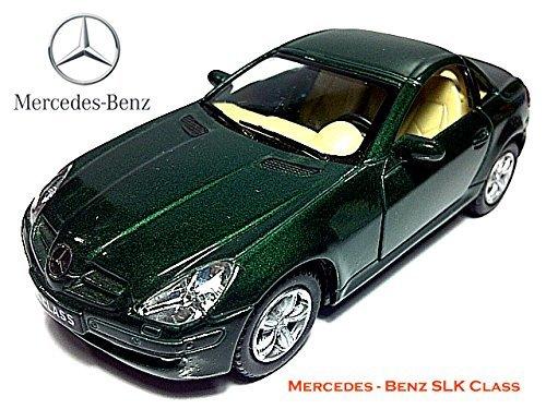 Diecast cars mercedes benz slk 1 32 green model cars best for Mercedes benz cheapest model