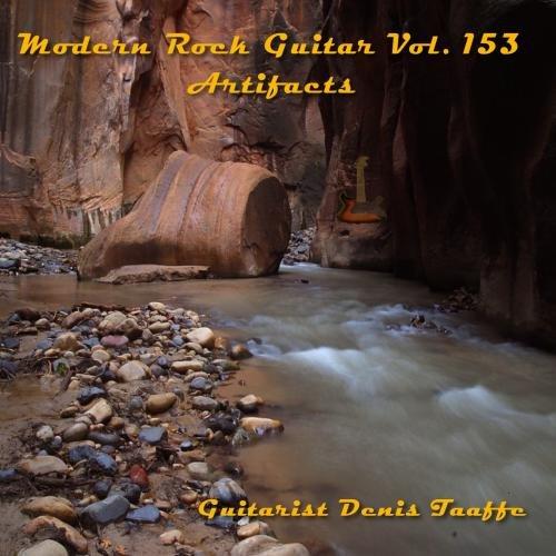 Modern Rock Guitar Vol. 153 'Artifacts'