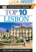 Top 10 Lisbon (EYEWITNESS TOP 10 TRAVEL GUIDES)