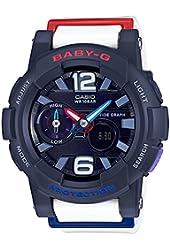 Casio Baby-G Analogue/Digital Female Watch BGA180-2B2
