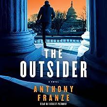 The Outsider: A Novel | Livre audio Auteur(s) : Anthony Franze Narrateur(s) : Robert Petkoff