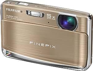 Fujifilm FinePix Z70 12 MP Digital Camera with 5x Optical Zoom and 2.7-Inch LCD (Bronze)