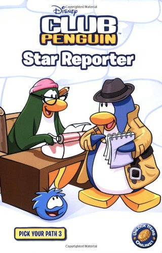 Star Reporter 3 (Disney Club Penguin)