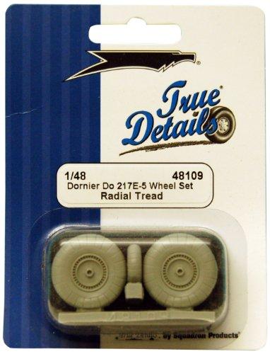 True Details Dornier Do 217E-5 Wheel Set