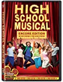 High School Musical [Encore Edition] [DVD] [2006]