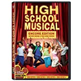 High School Musical [Encore Edition] [DVD] [2006]by Zac Efron
