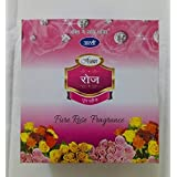 Arsi Rose Perfumed Incense Sticks (Agarbatti) Combo Pack Of 12 (22grm X 12),264 Gm.