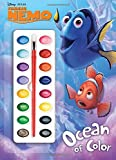 Ocean of Color (Disney/Pixar Finding Nemo) (Deluxe Paint Box Book)