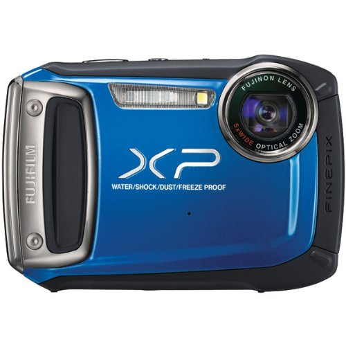 14.0 Megapixel Finepix Xp100 Digital Camera (Blue)