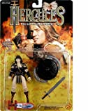 Hercules The Legendary Journeys 1995 Popular TV Series 5 Inch Tall Action Figure - XENA Warrior Princess Weaponry with Sword and Shield