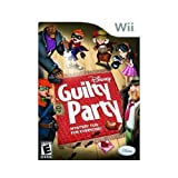 New Disney Interactive Guilty Party Wii Popular Excellent Performance Modern Design High Quality