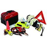 Justin Case Premium Travel Pro Safety Kit with 365-Day Roadside Assistance