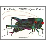 The Very Quiet Cricket Board Book